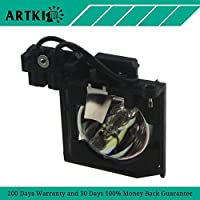 01-00228 Replacement Lamp with Housing for SMARTBOARD UF35 Unifi 35 600i 680i (By Artki)