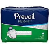 Prevail PerFit Brief: Maximum Plus Absorbency - Large 72ct (4 packs of 18ct)