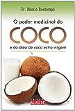 capa de Poder Medicinal do Coco e do Óleo de Coco Extra