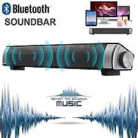 FidgetFidget Subwoofer 3D Sound Bar System Wireless Bluetooth Soundbar Home TV Speaker