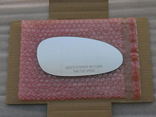 HEATED Mirror Glass with BACK PLATE for PORSCHE 911 BOXSTER CAYMAN Passnger Side View Right RH