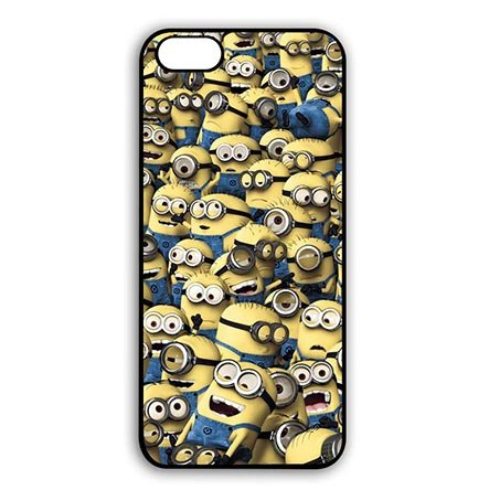 [Despicable Me Hipster Plastic Phone Case for iPod Touch 6th Generation] (Peter Pan Cast Costumes)