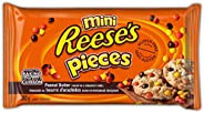 Reese Pieces Chocolate Baking Pieces with Peanut Butter, 283 Gram
