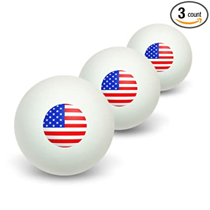 Ping Pong Game With American Lives >> Amazon Com Graphics And More American Usa Flag Patriotic Novelty