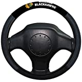 Freemont Die 88514 Blackhawks Mesh Steering Wheel Cover