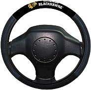 Freemont Die 88514 Blackhawks Mesh Steering Wheel Cover