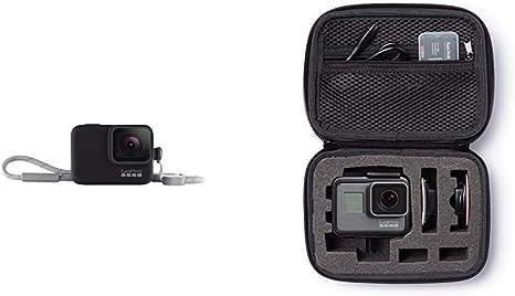 GoPro ACSST-002 - Funda para cámara GoPro (Incluye cordón) & AmazonBasics: Amazon.es: Electrónica