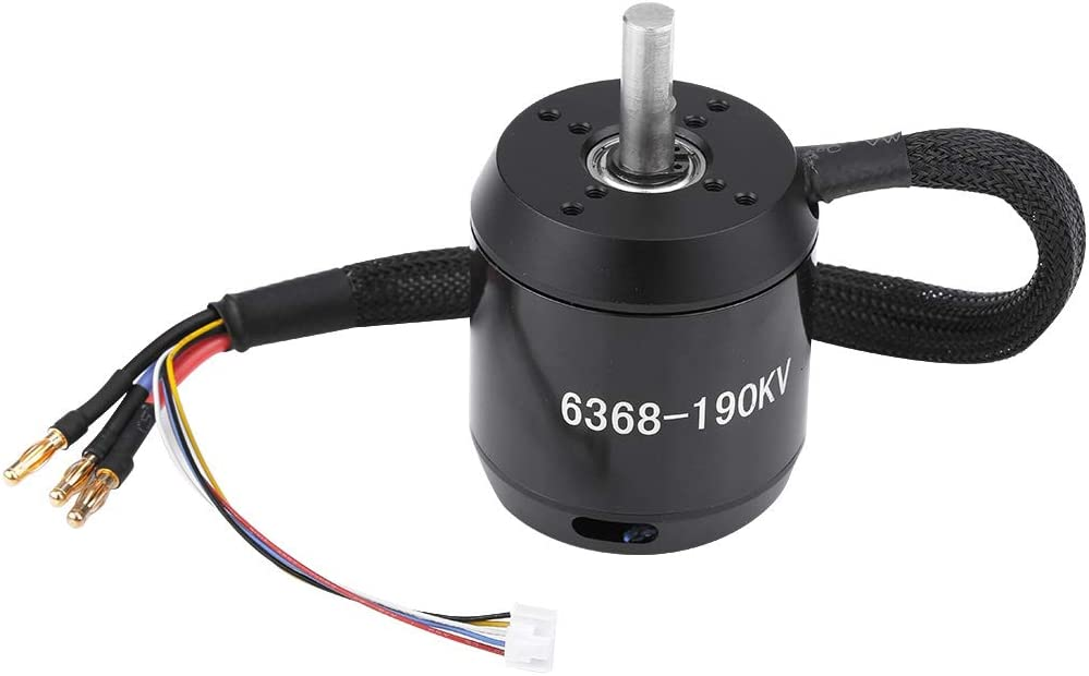 D6368 Brushless Sensorless 6368 Motor RC Part for Electric Balancing Scooter