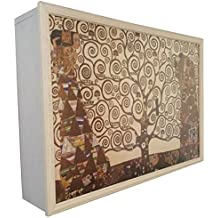 Artistically Concealed TV Cabinet with doors - for wall mounted Televisions