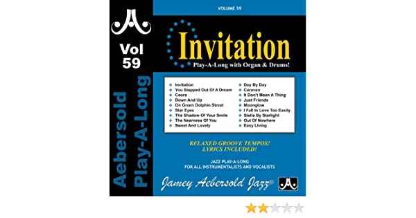 Amazon invitation vol 59 hank marr steve davis jamey amazon invitation vol 59 hank marr steve davis jamey aebersold play a long mp3 downloads stopboris Image collections