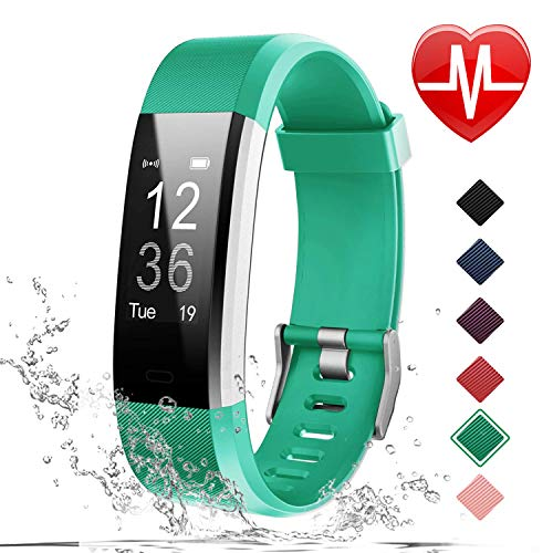 LETSCOM Activity Waterproof Bracelet Pedometer product image