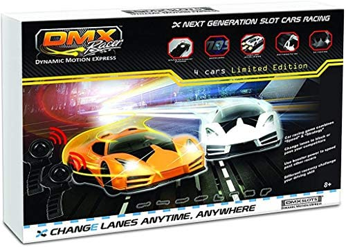 Straight Tracks DMXslots Accessory