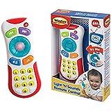 WinFun Mando a Distancia con Luces y Sonido para Bebes, Color Blanco (CPA Toy Group 7300723)