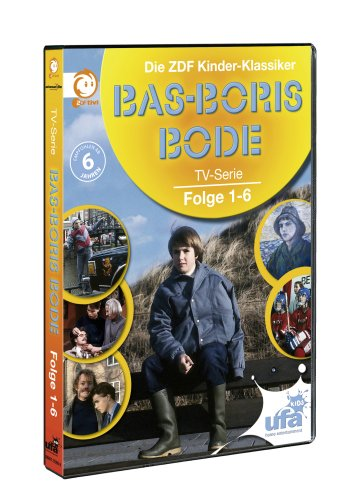 Bas Boris Bode Die Komplette Serie Folge 1 6 2 Dvds