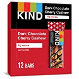 KIND Bars, Dark Chocolate Cherry Cashew