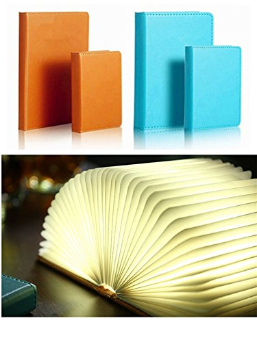 ht Nightlight Night Lamp Four Colors in One (Blue Cover Big Size) ()