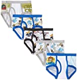 Handcraft Little Boys' Lego Legends Of Chima  Brief (Pack of 5)