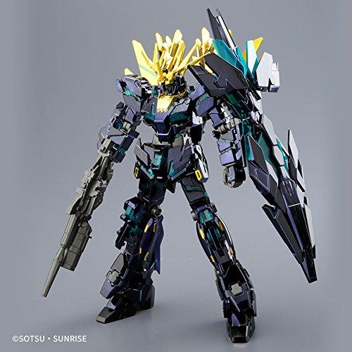 Chara Hobby 2014 event limited by Bandai A12 Green frame titanium Finish Ver HGUC 1//144 Unicorn Gundam Unit 2 Banshi~i-Norns Destroy Mode