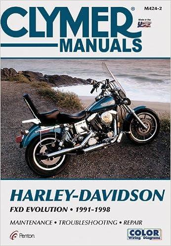 Harley Davidson Fxd Evolution 1991-1998 (Motorcycle): Amazon co uk