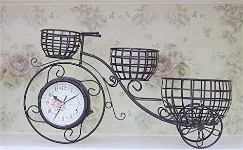 Lxm111-Flower stand Hierro Bicicleta Soporte de Flores Sencilla ...