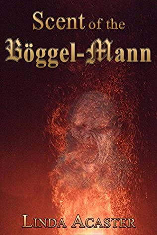 book cover of Scent of the Boggel-Mann