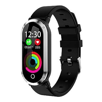 Knowin Smartwatch Fitness Reloj T1 Mujeres saturación de ...