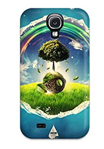 New Wonderland Tpu Cover Case For Galaxy S4