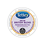 Tetley Tea British Blend Decaf Kcups 96ct by Tetley