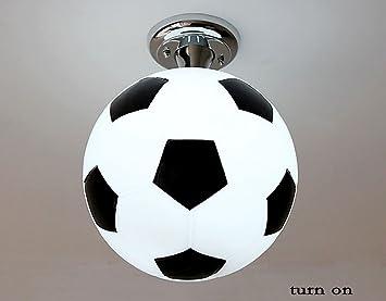 Nauy Fussball Decken Kinder Lichter Cartoon Lampen