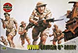 british army kit - Airfix A01709 1:72 Scale British 8th Army Figures Classic Kit Series 1