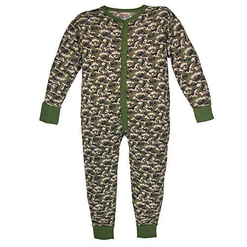 HANES Men's Big and Tall Thermal Insulated Union Suit, 3X...