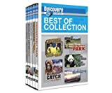 Discovery Channel: Best of Collection, Volume 4 DVD - 5 Disc Set (Mythbusters: Outakes and Revealed / Prehistoric Park: T-Rex & Mammoth / Deadliest Catch: Best of Season 2 / Panda is Born & Baby Panda's First Year / 2057: The Body. The City. The World)