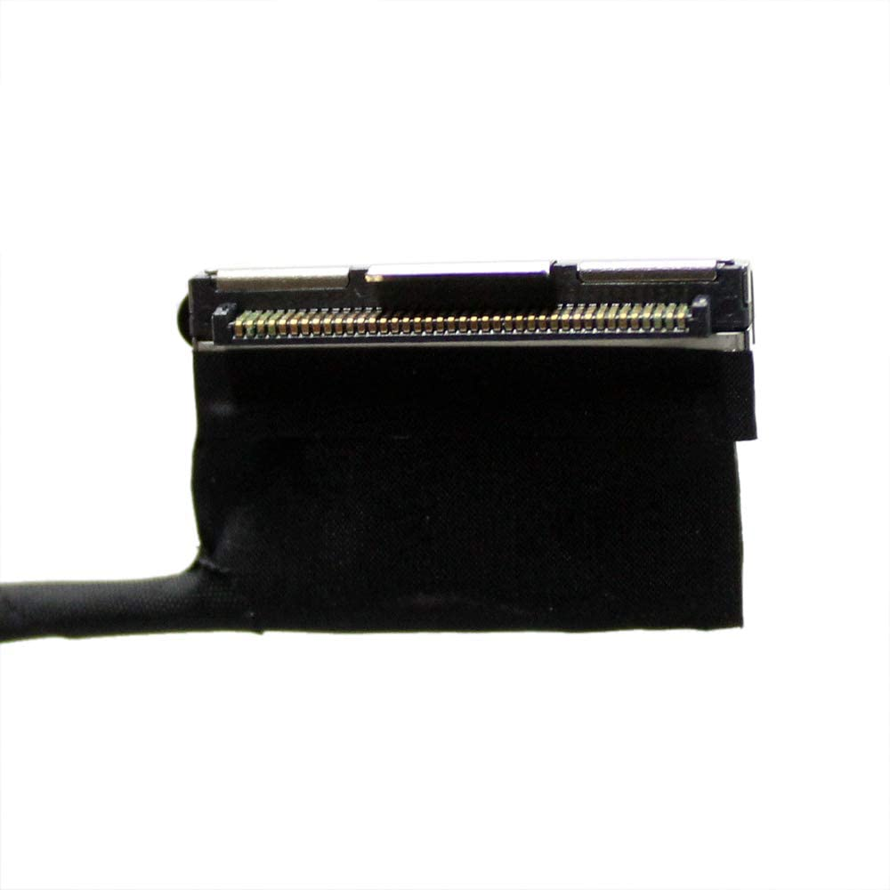 GinTai EDP FHD LCD LVDS LED Screen Video Cable Replacement for 80P2F 080P2F DC02002TC00 30Pin