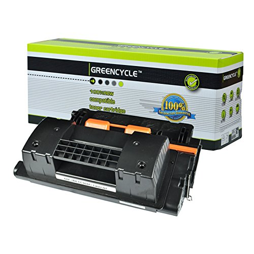 (GREENCYCLE High Yield Compatible CC364X 64X Toner Cartridge Replacement for HP Laserjet P4015 P4015n P4015tn P4515 P4515n P4515dn P4515tn P4515x P4515xm Series Printers (Black, 1 Pack))