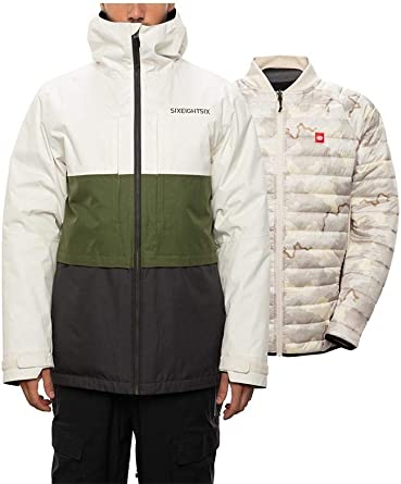 686 Mens Smarty 3 in 1 Form Jacket