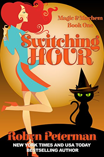 Take one grumpy witch and then throw in some shifters, an alpha HOT wolf, and a lime-green Kia. Blend well with some wicked humor and you have Switching Hour: Magic and Mayhem Book One by Robyn Peterman. Did we mention the resurrected cat?