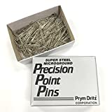 Prym Dritz Steel Bank Pins No. 20 (1-1/4 Inch Long), 1/2 Lb Box 114700