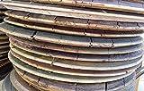 12 (Dozen) Authentic Used Wine Barrel Heads