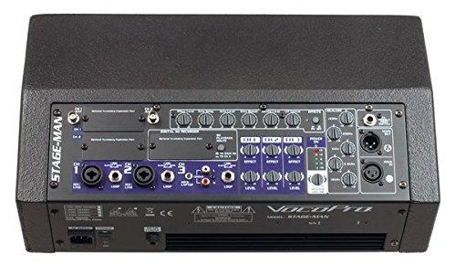 VocoPro STAGEMANBASIC -Channel Monitor Speaker & Subwoofer (Vocopro Sub)