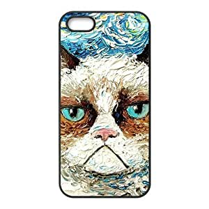 Aggrieved Black cat Cell Phone Case For Sam Sung Note 2 Cover