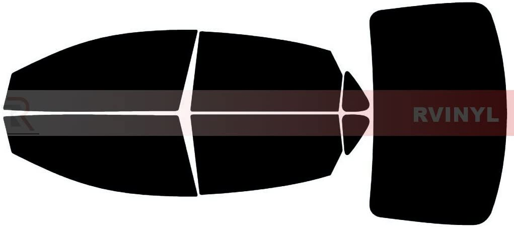Complete Kit 5/% Rtint Window Tint Kit for Nissan Sentra 2013-2018