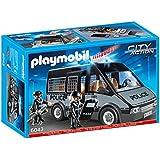 Playmobil Police Van with Lights & Sound