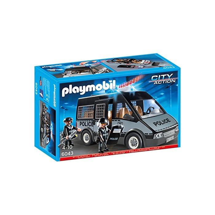 51aOmJS8leL https://www.youtube.com/watch?v=bLCxL8ExeSM&ab_channel=PlaymobilDeutsch Juguete educativo que fomenta el juego simbólico Fomenta creatividad e imaginación Con figuras y accesorios playmobil 60430