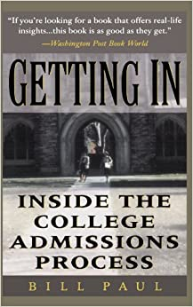 College admissions process?