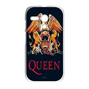 ZK-SXH - Queen Diy Cell Phone Case for Motorola G, Queen Personalized Case
