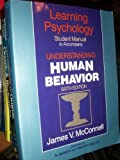 Understanding Human Behavior : An Introduction to Psychology, McConnell, James V., 0030142334