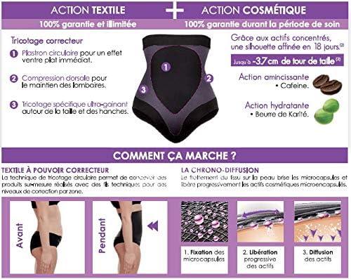 Effet Ventre Plat imm/édiat Culotte Ceinture Gainante Minceur Lytess R/ésultats prouv/és cliniquement