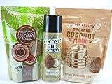 Trader Joe's Organic Bakers Bundle:Trader Joe's Organic Coconut Sugar 16oz.-Baker Josef's Organic Coconut Flour 16oz.-Trader Joe's Coconut Oil Non Stick Cooking Spray 5oz. Review