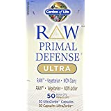Garden of Life Raw Primal Defense Ultra Vcaps, 30 Count