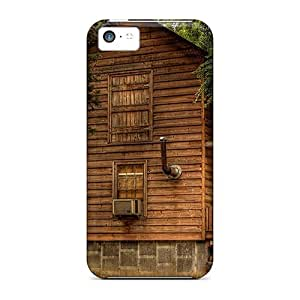 High Quality The Cabin Case For Iphone 5c / Perfect Case